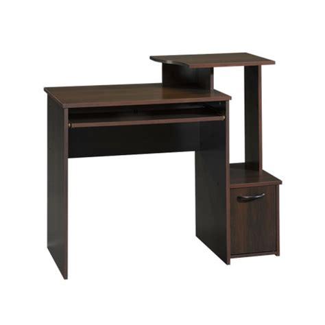 sauder computer desk cinnamon cherry sauder computer desk cinnamon cherry target