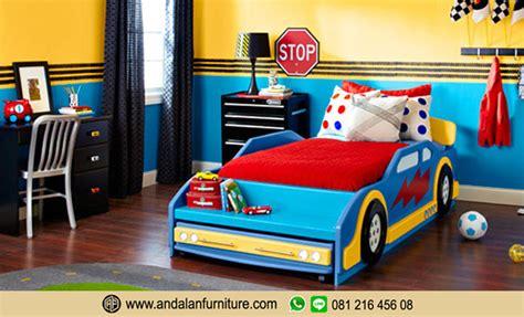 Kasur Jepara kasur anak motif mobil furniture jepara klasik perabot