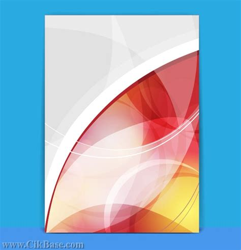 background design book cover design template vector templates banner