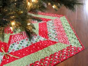 quilted christmas tree skirt pattern flickr photo sharing