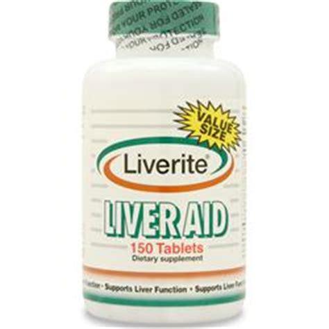 Rite Aid Liver Detox by Liverite Liver Aid 150 Tabs 616110121506 Ebay