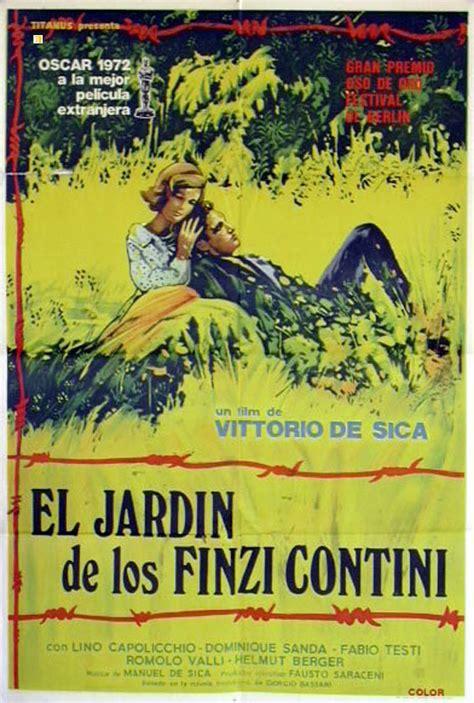 il giardino dei finzi contini personaggi discussione il giardino dei finzi contini