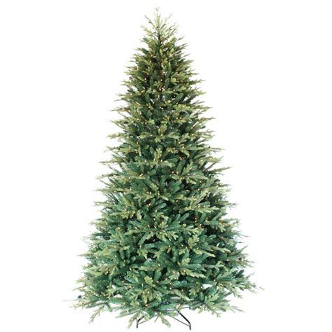 3 foot christmas tree with lights martha stewart living 24 in indoor pre lit cedar and pine