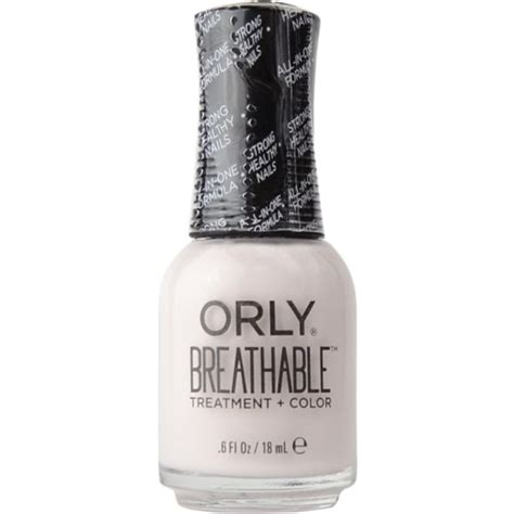 Dijamin Light As A Feather Orly Breathable 18ml orly breathable treatment colour light as a feather 18ml or909