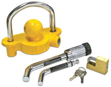 Reese Trailer Lock, Reese Coupler Lock and Trailer Locks