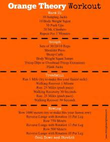 best 20 orange theory fitness ideas on