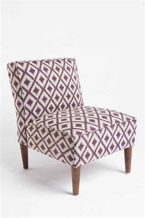 ikat slipper chair slipper chair woven medi ikat outfitters