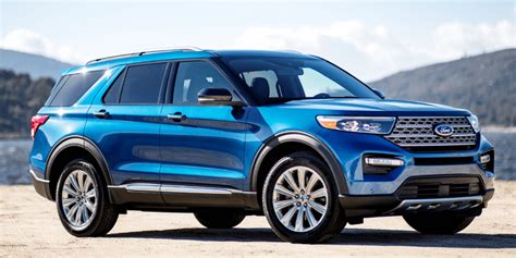 Ford Usa Explorer 2020 by Ford Presents Explorer Hybrid In Detroit Electrive