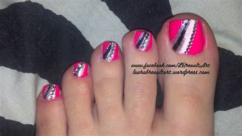 how to design toenails at home nail designs for toenails how you can do it at