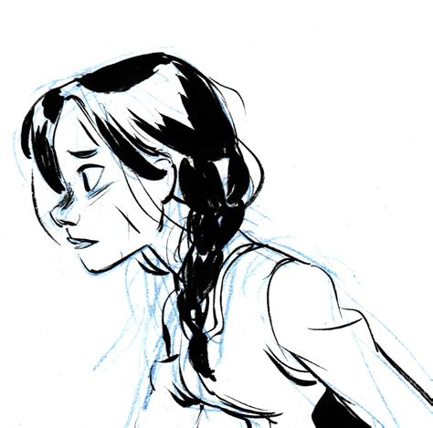 Inspect Sketches B And D by Sketchblog Of Mingjue Helen Chen Some Recent Inktober
