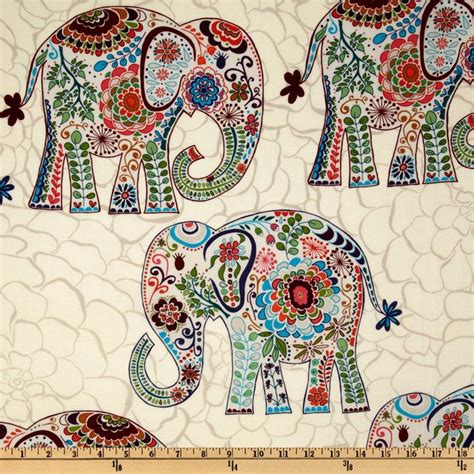 Elephant Print Upholstery Fabric by 8 Best Images Of Printing Photos On Fabric For Quilts