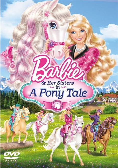 film barbie horse barbie her sisters in a pony tale full movie free