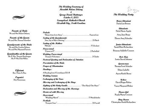 Catholic Wedding Order Of Service Template Catholic Wedding Order Of Service Template Sletemplatess Sletemplatess