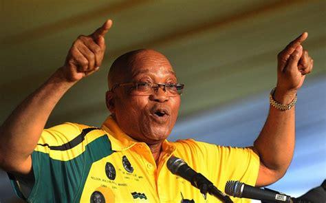 Jacob Zuma Poster ? Juicy Poster