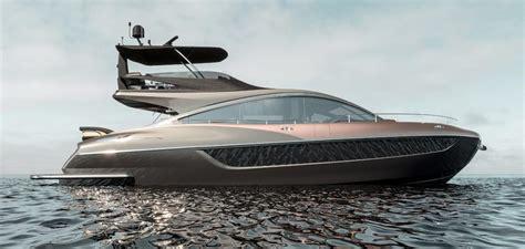 lexus boat lexus ly 650 yacht