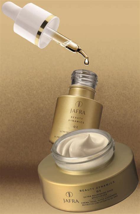 Ultra Nourishing Gold Moisturizer jafra skin care nourish your skin with 24 carat gold