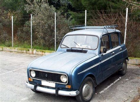 Modification De Renault 4 by Renault 4 Tl Best Photos And Information Of Modification