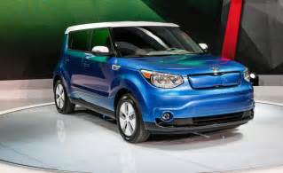 Kia Soul Ev Car And Driver