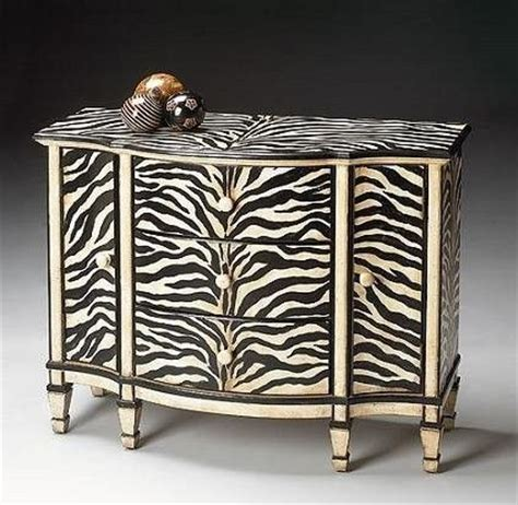 how to stencil leopard print on furniture search