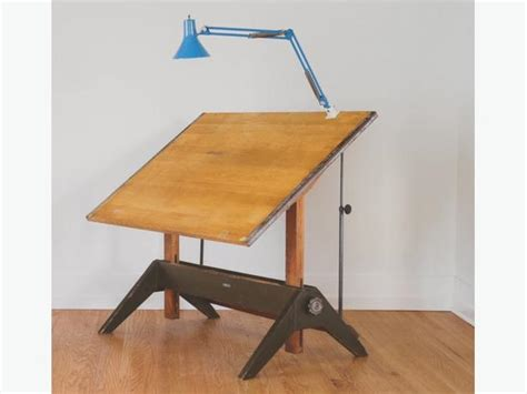 Mobile Drafting Table Antique Drafting Table Courtenay Cbell River Mobile