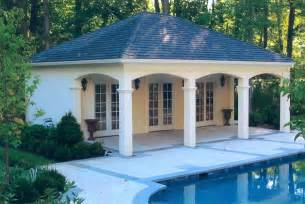 house plans with pool house choosing the appropriate pool house designs indoor and
