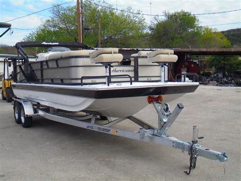 hurricane pontoon boat prices pontoon hurricane boats for sale boats