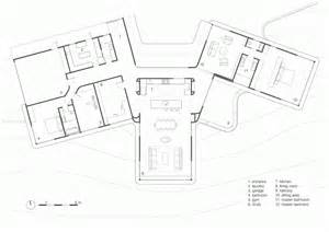 Country Home Floor Plans Australia by Modern Countryside House With Unique Views Of The Meadows
