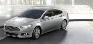 2015 Ford Fusion Hybrid Review 2015 Ford Fusion Hybrid Review