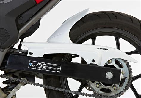 Motorrad Auspuff Plastik by Bodystyle Hinterradabdeckung Verkleidungsteile