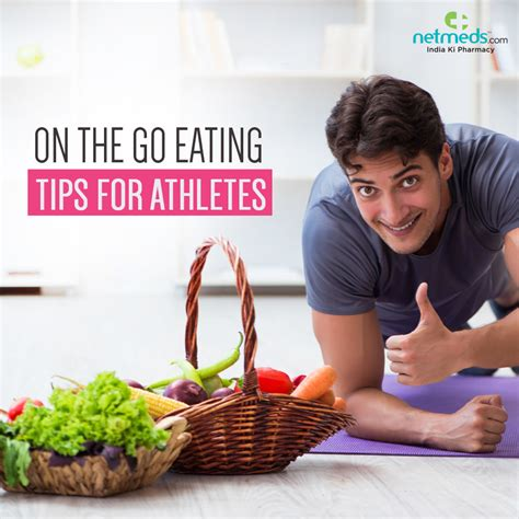Tips For Healthy On The Go by On The Go Tips For Athletes