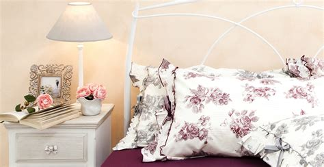oggetti per da letto dalani da letto provenzale romantica atmosfera
