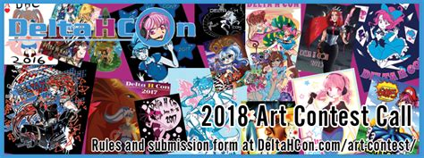 anime art contest 2018 delta h con houston s premier anime and gaming convention