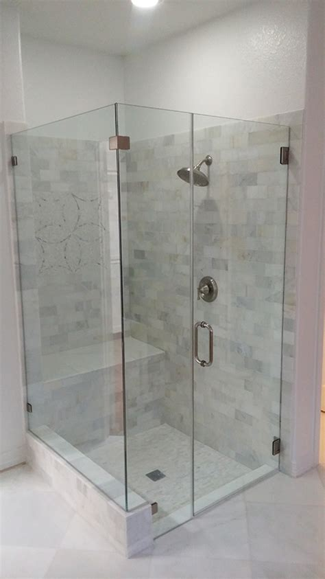creative luxury showers custom frameless showers