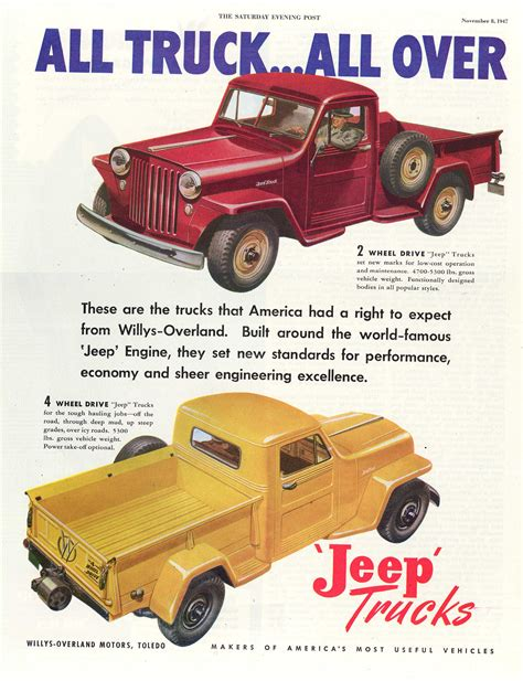 vintage jeep ad 1000 images about vintage jeep advertisements on
