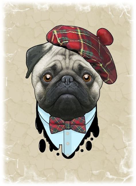 pug things to buy 2625 best images about on pet portraits and painting prints