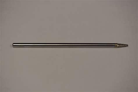 Carbide L by Sl 1l6 Shank Solid Carbide Burr Die Grinder Bit