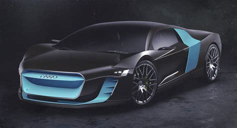 Audi Zukunft by Audi Atom Study Is Another Take On The Future Of Gts