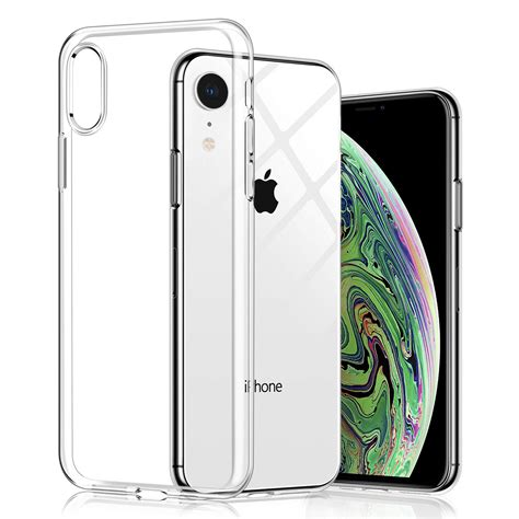 luxmo for apple iphone xr 6 1 inch hd clear walmart