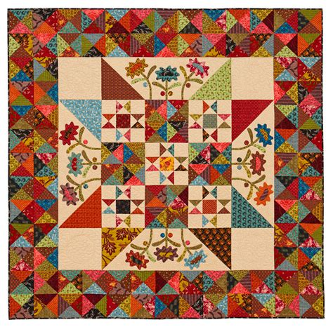 American Patchwork And Quilting Quilt Sler - late bloomers quilting pattern from the editors of