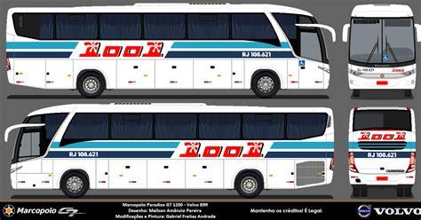 Auto Viação 1001 Logo by Desenhos De Onibus Do Jonas Auto Via 199 195 O 1001 Rj