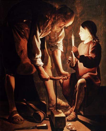 l turs st joseph the worker seek the kingdom catholic