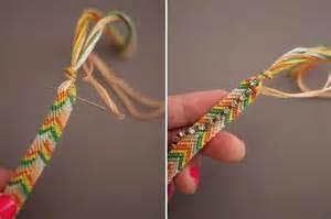 Diy embellished friendship bracelets honestly wtf