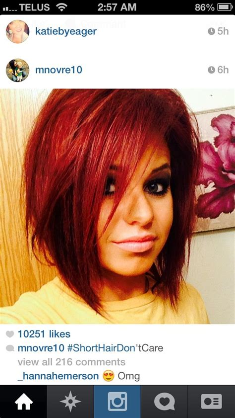 how chelsea houska dyed her hair so red chelsea houska red hair 2014 www pixshark com images