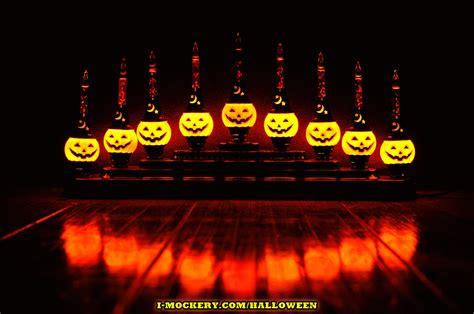 I Mockery Com The Radko Shiny Brite Pumpkin Candolier