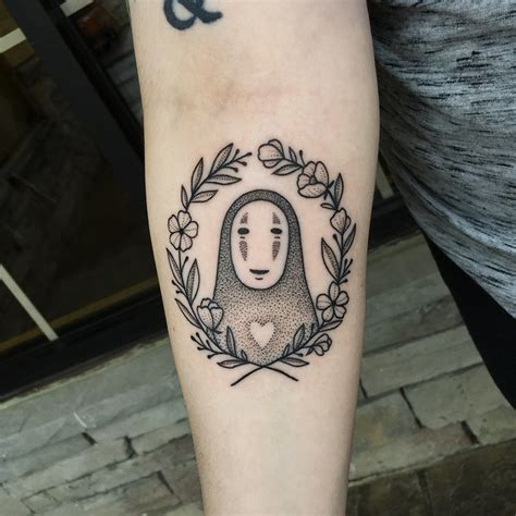 no face tattoo dotwork no by killagain 777 tattoos