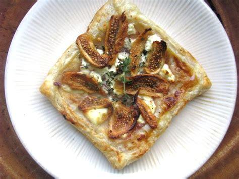 goat cheese tart honeyed fig and goat cheese tart recipe dishmaps