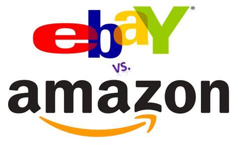 amazon vs ebay drop shipping ebay vs amazon greendropship com