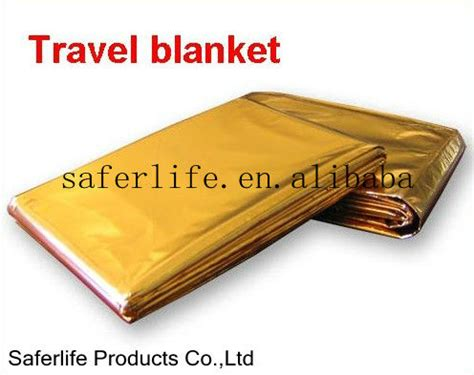Emergency Blanket Gold Selimut Pencegah Hepotermia emergency blanket protector silver and gold shawl aid covers heat and cold blanket foil