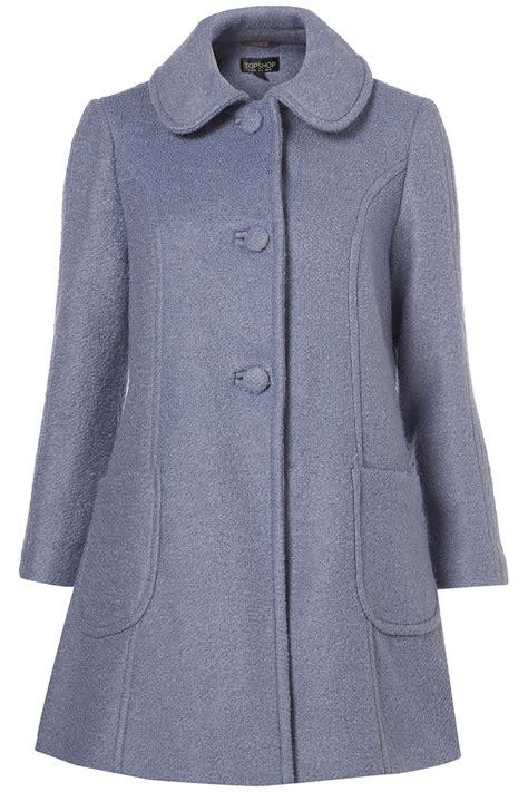 topshop swing coat coat tuesday lafashionbelle