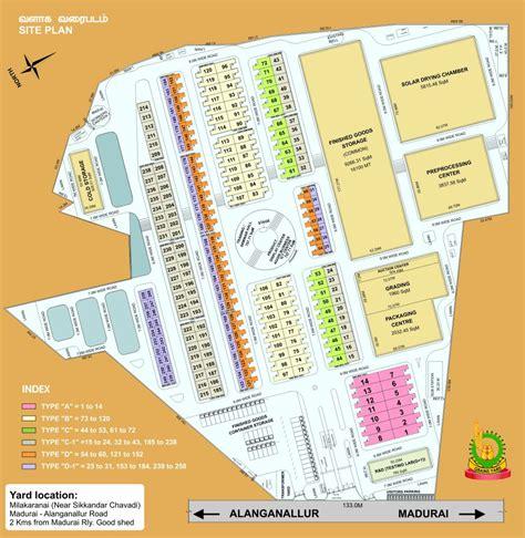 Plantation Home Plans site layout